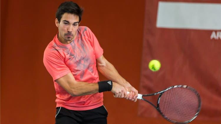 Regionale Tennisspieler verpassen den Sprung ins Haupttableau