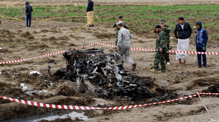 Selbstmordattentäter zündet Autobombe und reisst 32 Menschen in den Tod