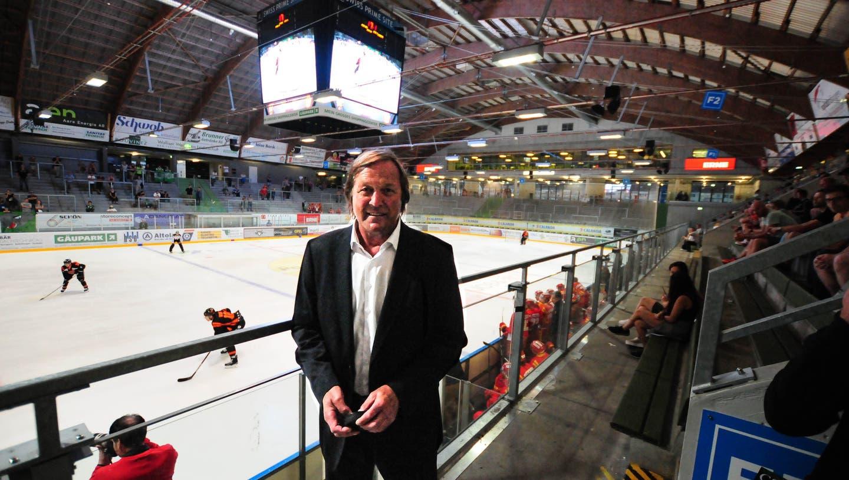 EHCO-Legende Erich Kühnhackl: «Olten ist ein Teil meines Lebens»