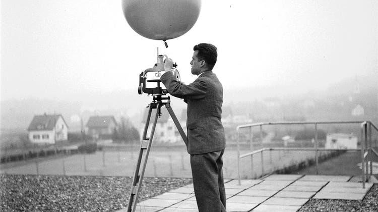 Wissenschaft im Tiefdruck: Ausstellung im Landesmuseum geht Wetterprognosen auf den Grund