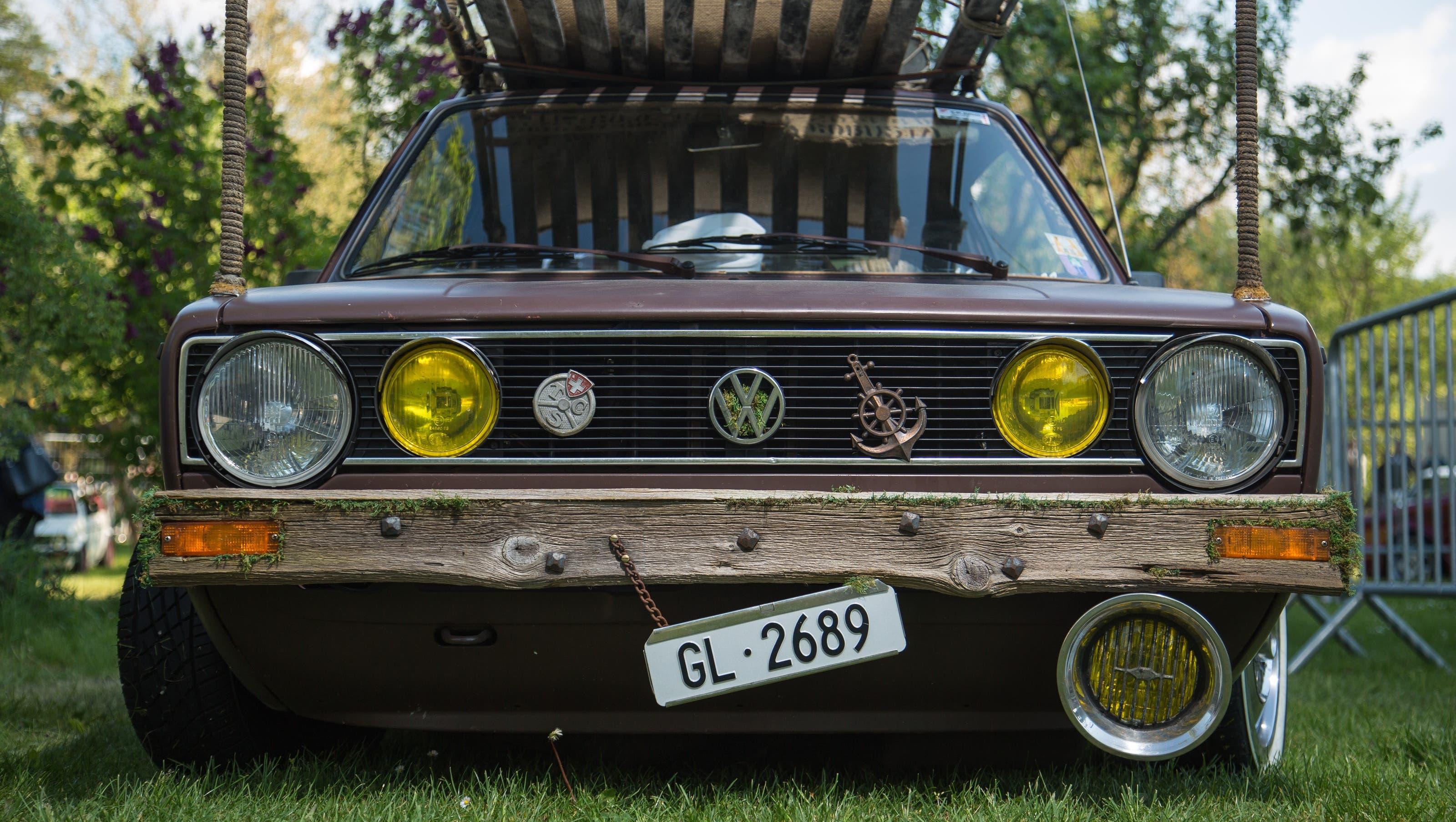 VW Seegolf