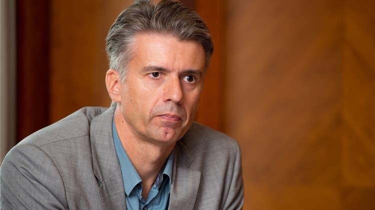 Nach Widerstand: Podium mit AfD-Politiker Marc Jongen abgesagt