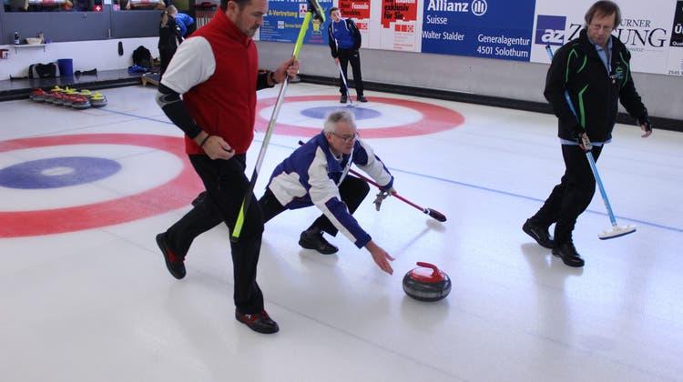 «Curling ist das Schach auf Eis»
