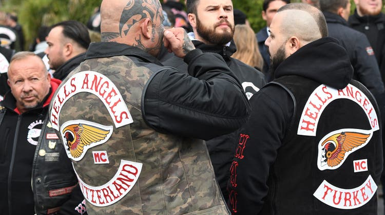 Bandenkrieg im Aargau: Hells Angels wurden freigesprochen