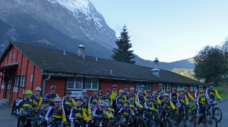 Bikewochenende des VC Hägglingen in Grindelwald