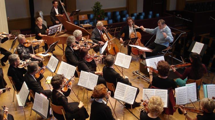 «Das Kammerorchester ist eine gute Gelegenheit, um beim Instrument zu bleiben»
