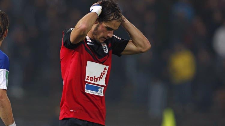 Der FC Aarau und Verteidiger Bruno Martignoni trennen sich