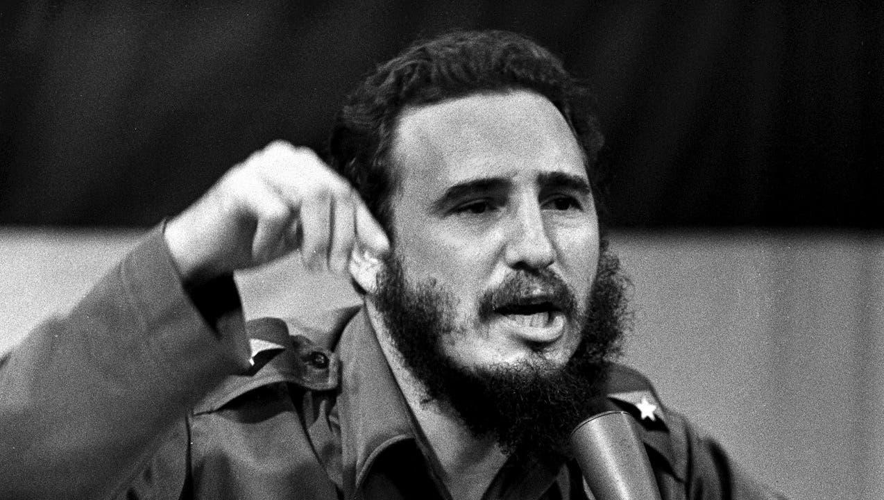 Fidel Castros Kuba bewegte auch das ferne Zurzibiet
