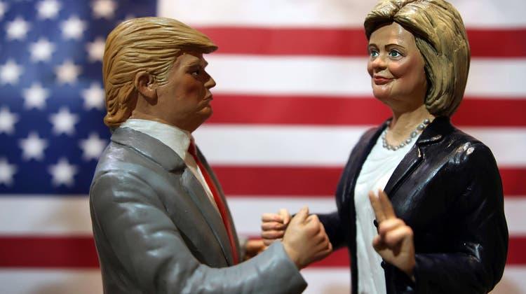 Trump oder Clinton? Junge US-Wähler wollen lieber weltzerstörenden Meteoriteneinschlag