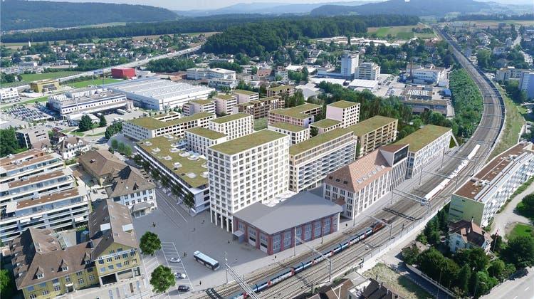 Immobilienblase: Zwei Aargauer Bezirke stehen unter Beobachtung