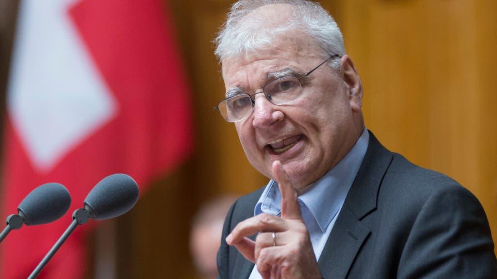 Daniel Vischer († 1950-2017)