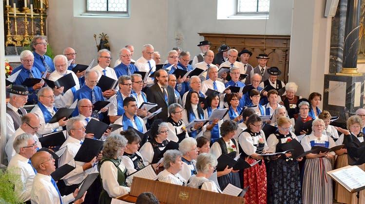 Konzert der drei Chöre in der kath. Stadtkirche