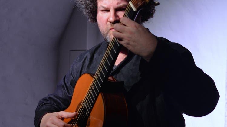 Solothurner Gitarrist entzückt mit brasilianischen Kompositionen
