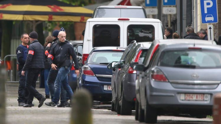Brüsseler Terror-Anschläge: Achter Verdächtiger festgenommen