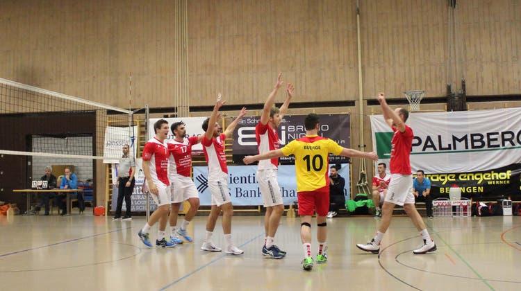 3:1-Erfolg für Laufenburg-Kaisten gegen Klettgau: Noch ein Sieg fehlt zur Playoff-Qualifikation