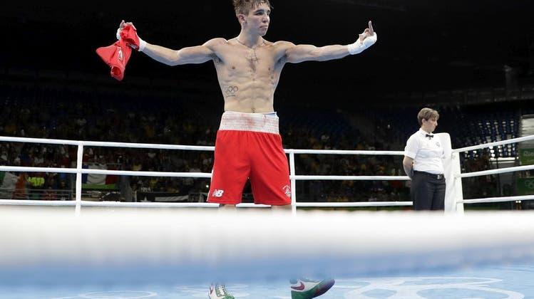 Schon wieder wird ein russischer Boxer bevorzugt: «Der Verband ist eine Bande verdammter Bastarde!»
