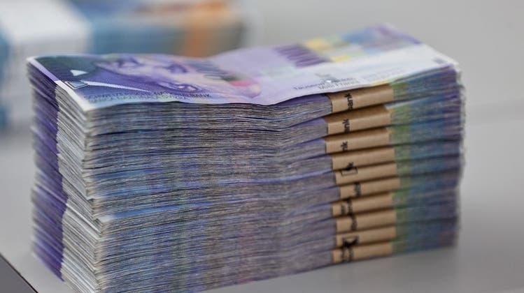 Kanton unterstützt 20 Projekte mit 3,3 Millionen Franken