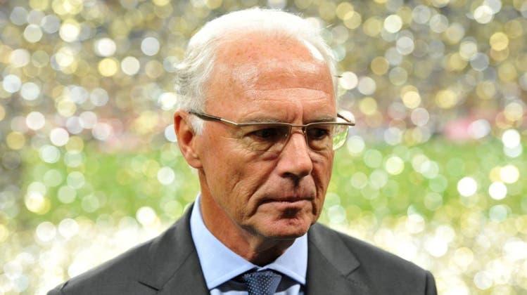 Enthüllungen zeigen: Beckenbauer überwies vor WM 2006 Privatvermögen via Schweiz nach Katar
