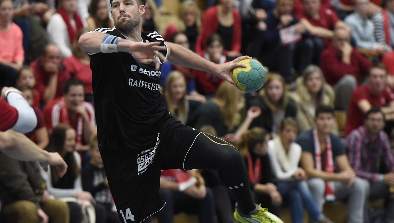 STV Baden verliert knapp gegen SG Horgen