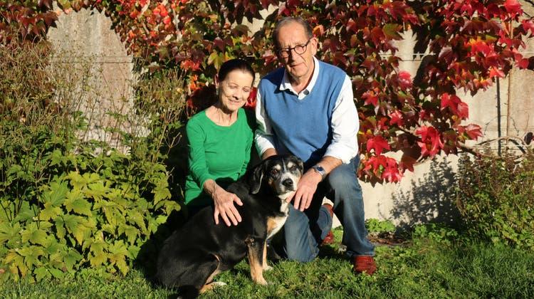 Wie sich ein Weininger Ehepaar für 850 Hunde stark macht
