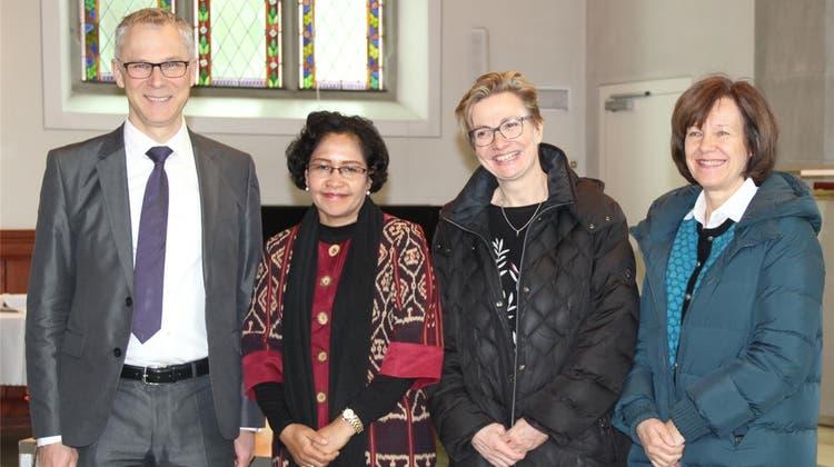 Preis für mutige Theologin: Sie kämpft für die Menschenrechte und gegen Diskriminierung