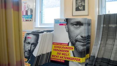 Bunt und voller kleiner Bildchen: Aber wie viel Neues steckt im FDP-Programm?