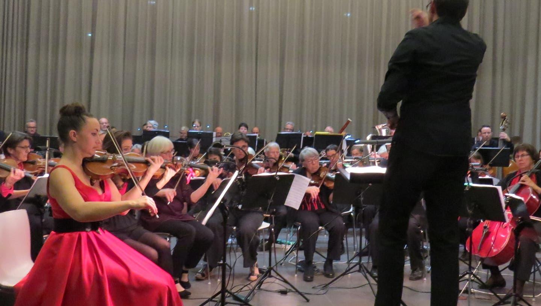 Gemeinsam gestalten Orchesterverein und Stadtmusik Brugg einen grossartigen Filmmusikabend