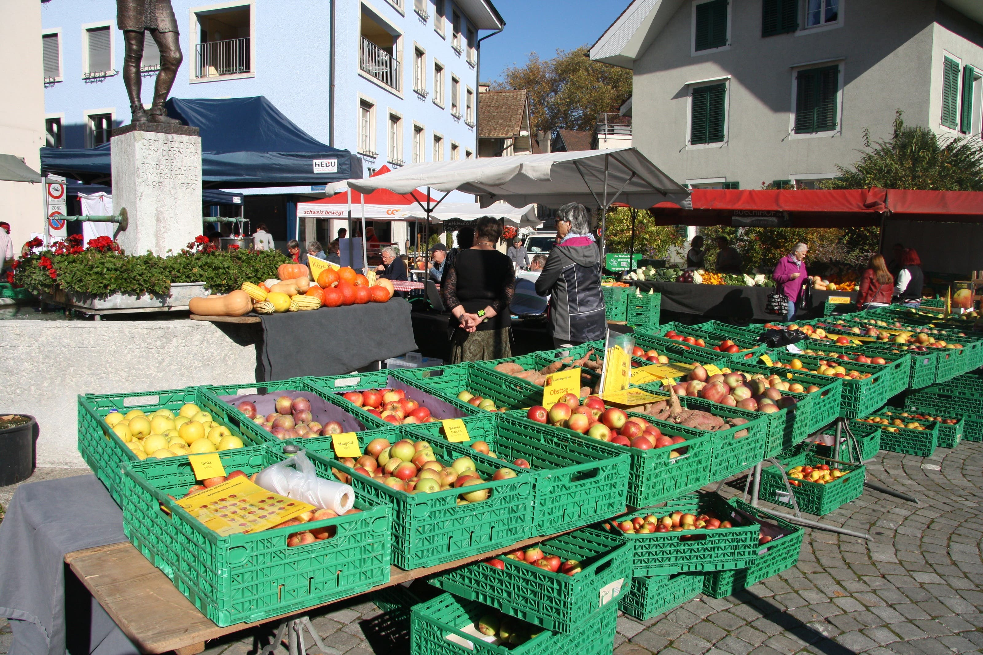 Obsttag in Solothurn