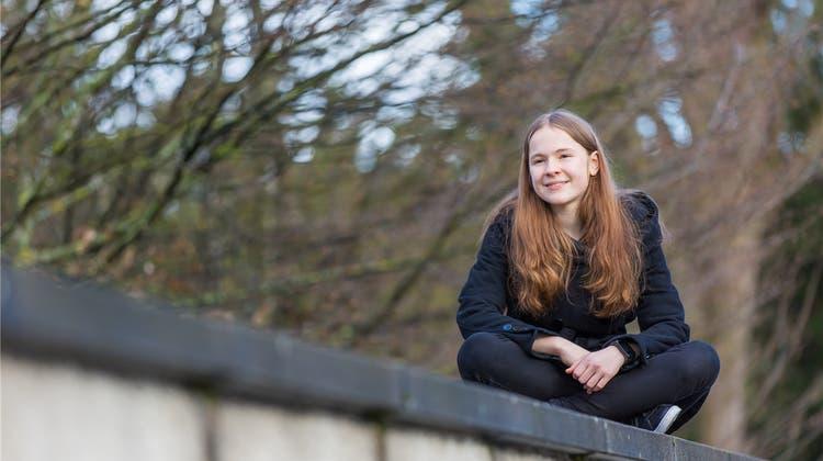 Mit 16 Jahren schrieb sie ein Fantasy-Buch – und arbeitet schon an ihrer nächsten Geschichte