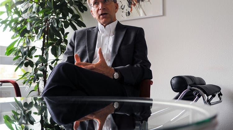 Joachim Küchenhoff: «Wir tun, was wir können, um einen Suizid zu verhindern»