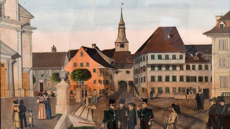 Als die Stadt sich selber regieren durfte - ein Rückblick auf 200 Jahre Selbstverwaltung