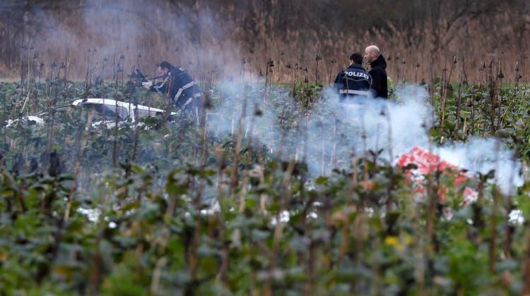 Nach Flugzeug-Crash: Motorfluggruppe Fricktal trauert um zwei Mitglieder