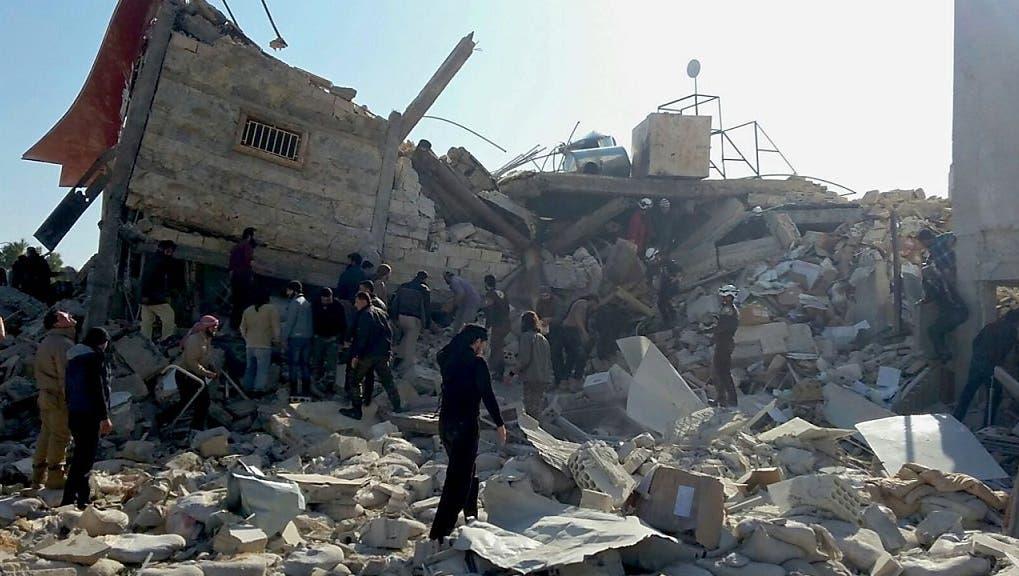 Von harmlosen Graffiti zum blutigen Krieg – die Hintergründe zu Syrien