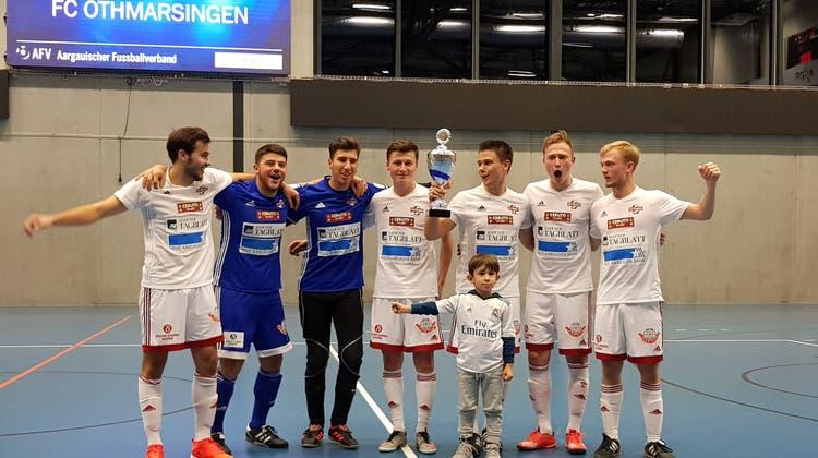 Erstligist FC Baden gewinnt den AFV Futsal-Cup