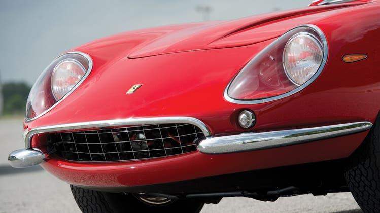 «Ich sehe mich falsch beschuldigt»: Ferrari-Fahrer mit 115 km/h ausserorts geblitzt