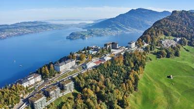 Im Mai 2021 treffen sich die Mächtigen der Welt im Bürgenstock-Resort und in Luzern. (Bild: PD)