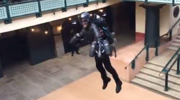 Da erblasst «Iron Man» vor Neid! Britischer «Rocket Man» stellt neuen Tempo-Rekord auf
