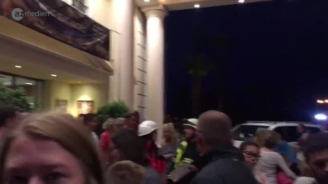 Fehlalarm sorgt für erneuten Schock im Europapark – Hotel musste geräumt werden