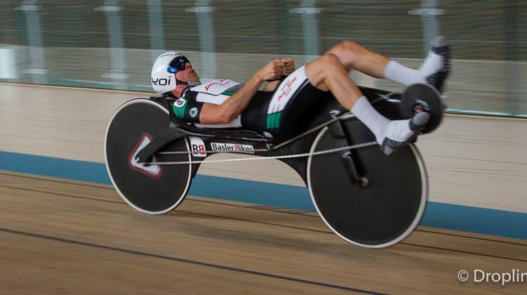 Ein weiterer Weltrekord: Deutscher will Stundenrekord im unverkleideten Fahrrad knacken