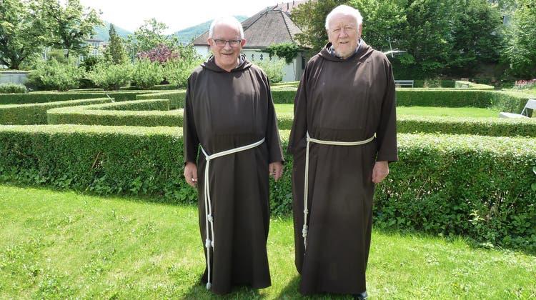 Den schönsten Platz teilen: Das Kloster öffnet seine Pforten