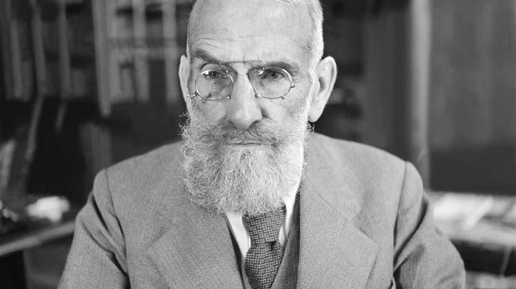 Aarauer Max Bircher: Der Müesli-Erfinder erntete vor über 100 Jahren Spott von Ärzten