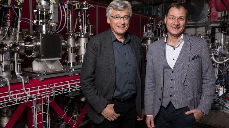 Erfolgreicher Pilotversuch: Swissfel-Röntgenlaser liefert erste Resultate