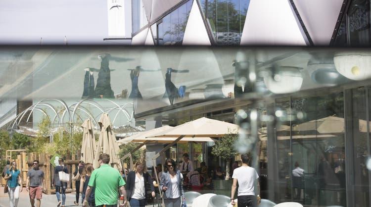 Das Aarauer Aeschbach-Areal und sein welsches Vorbild: So könnte das Industriequartier belebt werden