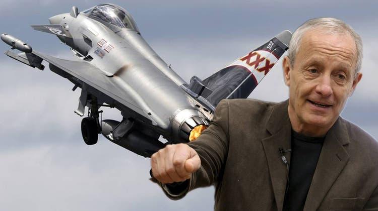 Österreichischer Spitzenpolitiker: «Lasst die Finger vom Eurofighter!»