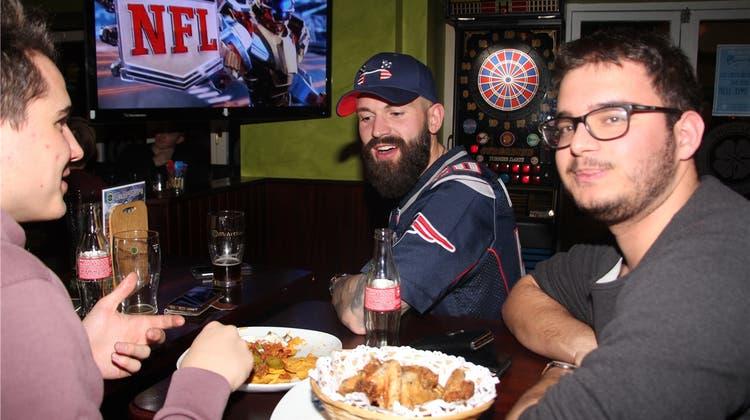 Chicken Wings zum Super Bowl