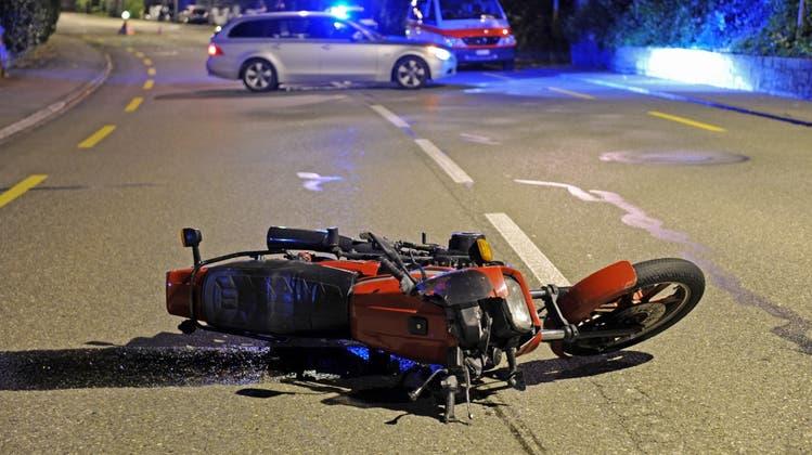 Verletzter bei Kollision zwischen Auto und Motorrad