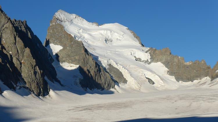 SAC Olten auf dem südlichsten Viertausender der Alpen