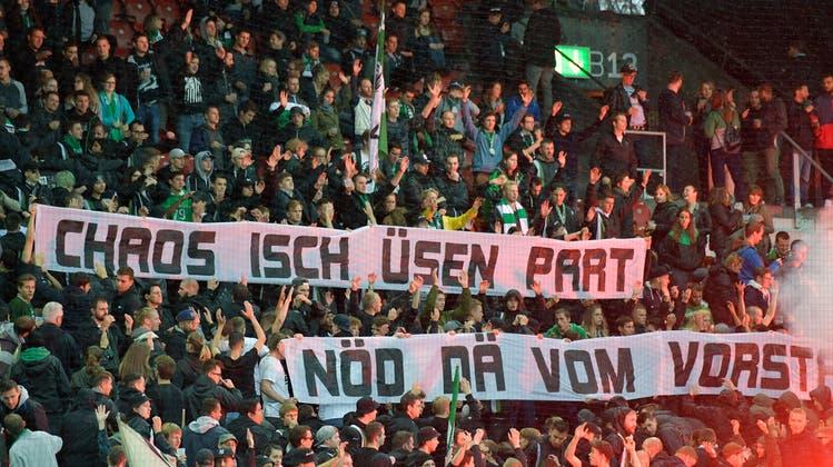 Es menschelt – Beim FC St. Gallen tobt ein Kleinkrieg