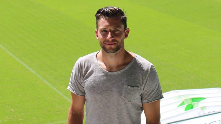 Nach Italien-Jahr mit langem Ausfall: Philippe Koch will nun in St.Gallen durchstarten