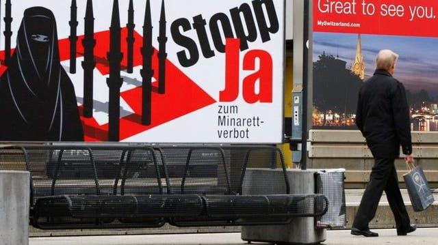 UNO-Menschenrechtskomitee kritisiert Schweiz – und fordert Aufhebung des Minarett-Verbots